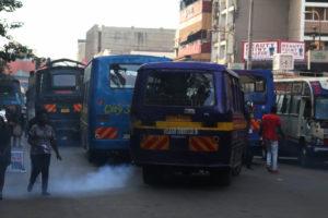 Nairobi Pollution
